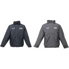 CU Jets Alumni - Embroidered Heavyweight Dover Rain Jacket