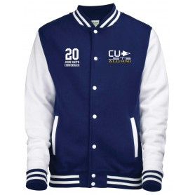 CU Jets Alumni - Customised Embroidered Varsity Jacket