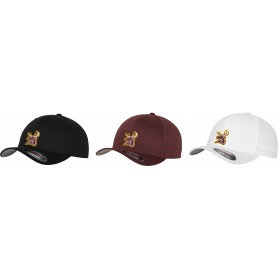 Southampton Stags - Embroidered Flex Fit Cap