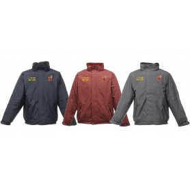 Southampton Stags - Custom Embroidered Heavyweight Dover Rain Jacket
