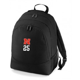 Northumbria Mustangs - Customised Embroidered Backpack