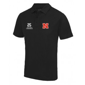 Northumbria Mustangs - Embroidered Performance Polo Shirt