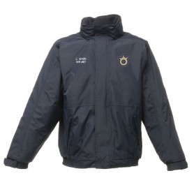 Peterborough Royals - Embroidered Heavyweight Dover Rain Jacket