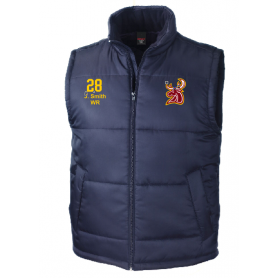 Southampton Stags - Embroidered Bodywarmer