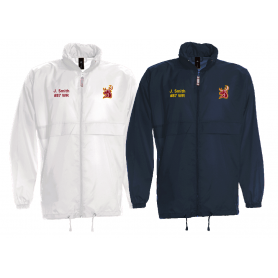 Southampton Stags - Players Lightweight College Rain Jacket