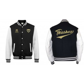 Solent Thrashers - Custom Embroidered Varsity Jacket