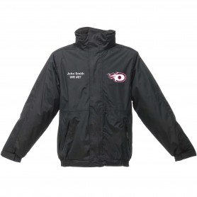 London Olympians - Embroidered Heavyweight Dover Rain Jacket