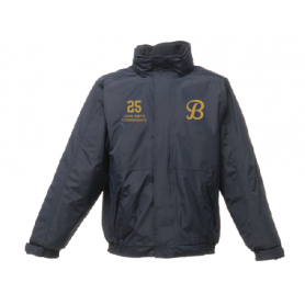 Brunel Burners - Embroidered Heavyweight Dover Rain Jacket