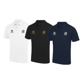 Brunel Burners - Embroidered Performance Polo Shirt