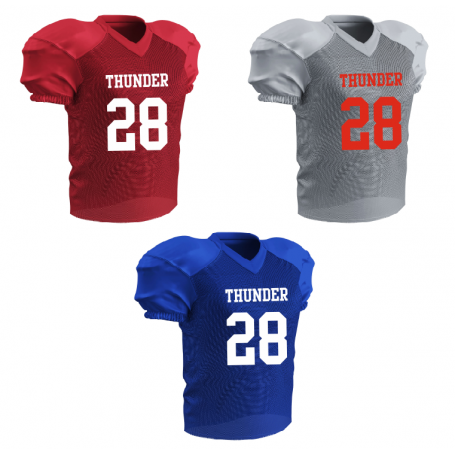 Sussex Thunder - Custom Printed Practice Jersey