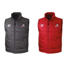 Sussex Thunder - Embroidered Bodywarmer