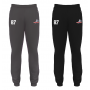 Sussex Thunder - Badger Embroidered Slim Fit Cuff Joggers