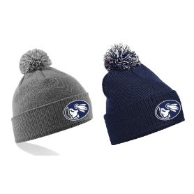 Bristol Football - Embroidered Bobble Hat