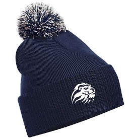 Birmingham Lions Academy - Coaches Embroidered Bobble Hat