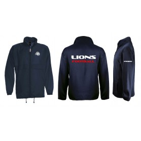 Birmingham Lions Academy - Coaches Printed And Embroidered Lightweight College Rain Jacket