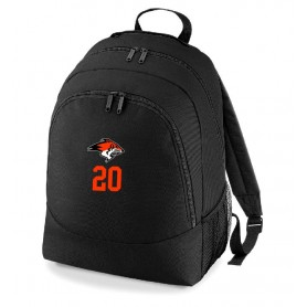 Glasgow Tigers - Custom Embroidered Backpack