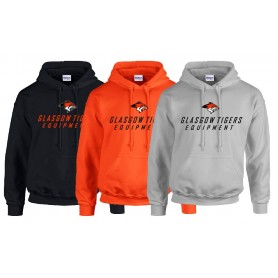 Glasgow Tigers - Equipment Logo Hoodie