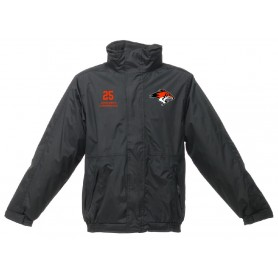 Glasgow Tigers - Embroidered Heavyweight Dover Rain Jacket
