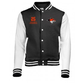 Glasgow Tigers - Embroidered Varsity Jacket