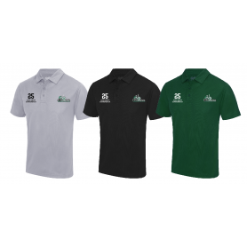 South Wales Warriors - Embroidered Performance Polo Shirt