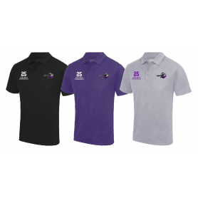 Berlin Knights - Embroidered Performance Polo Shirt
