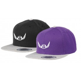 Bedford Blackhawks - Embroidered Two-Tone Snapback