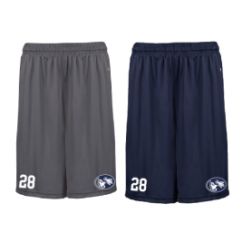 Bristol Football - Embroidered Pocketed B Core Shorts