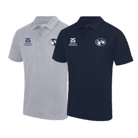 Bristol Football - Embroidered Performance Polo Shirt