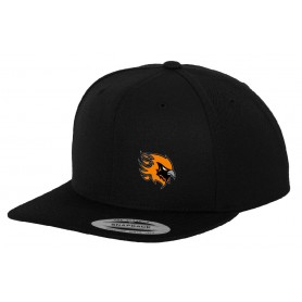 Tamworth Phoenix - Embroidered Offset Logo Snapback