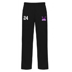 South Wales Harpies - Embroidered Open Bottom Joggers