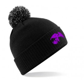 South Wales Harpies - Embroidered Bobble Hat