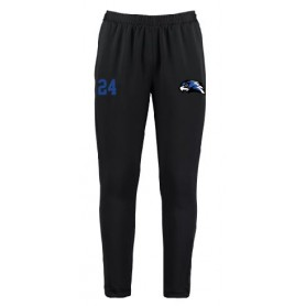 Huddersfield Hawks - Embroidered Zipped Pocketed Slim Fit Track Trousers