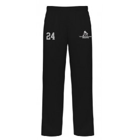 Warwickshire Bears - Embroidered Open Bottom Joggers