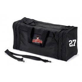 East Kilbride Pirates - Buccaneers Printed and Embroidered Kit Bag