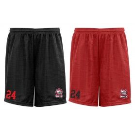 Kirkcaldy Bulls - Custom Embroidered Mesh Shorts