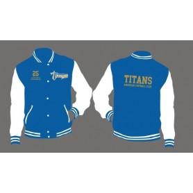 Manchester Titans - Customised Varsity Jacket