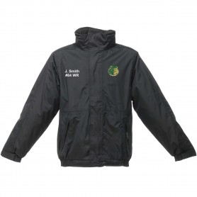 Bangor Mud Dogs - Embroidered Heavyweight Dover Rain Jacket