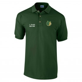 Bangor Mud Dogs - Custom Embroidered Polo Shirt