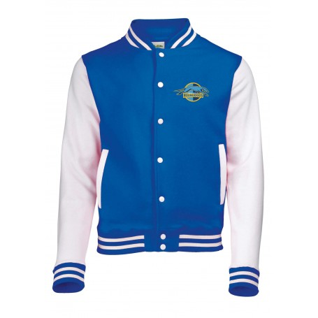 Player Number - Embroidered Varsity Jacket