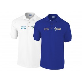 Manchester Titans - Custom Embroidered Polo Shirt