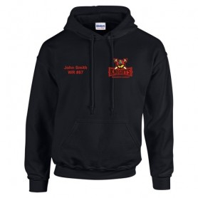 HACL Knights - Custom Embroidered Hoodie