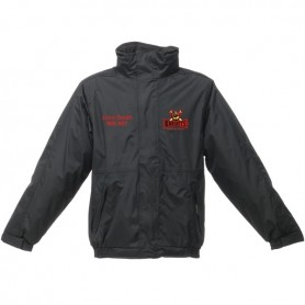 HACL Knights - Custom Embroidered Heavyweight Dover Rain Jacket