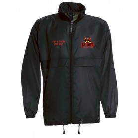 HACL Knights - Custom Lightweight College Rain Jacket
