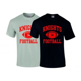HACL Knights - Custom Ball Logo T-Shirt 1