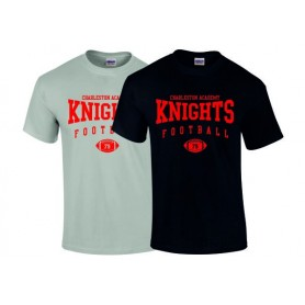 HACL Knights - Custom Ball Logo T-Shirt 2