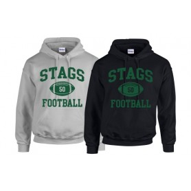 HACL Stags - Custom Ball Logo Hoodie 1