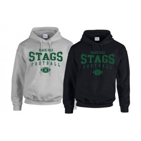 HACL Stags - Custom Ball Logo Hoodie 2