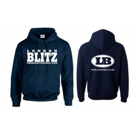 London Blitz - Blitz Text Hoodie
