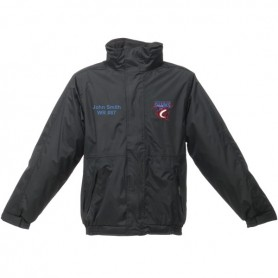 HACL Sharks - Custom Embroidered Heavyweight Dover Rain Jacket
