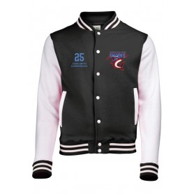 HACL Sharks - Custom Embroidered Varsity Jacket
